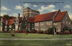 Administration Building, Southwestern University