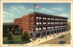 Medea Hotel and Mineral Baths - The Bath City of America