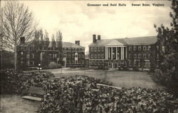 Grammer and Reid Halls