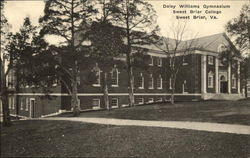 Daisy Williams Gymnasium at Sweet Briar College