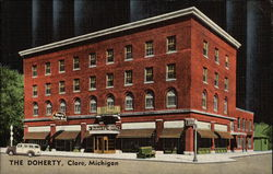 The Hotel Doherty Postcard