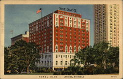 Hotel Olds
