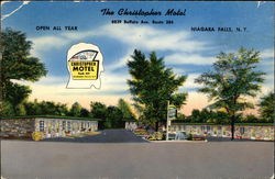 The Christopher Hotel, 8839 Buffalo Ave., Route 384