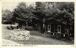 Cabins at Log Cabin Inn