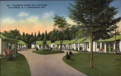 Tickner's Cabins and Cottages in the Adirondack Mountains
