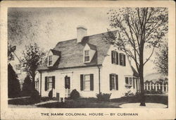 The Namm Colonial House - By Cushman