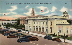 US Post Office, City Hall, Civic Center