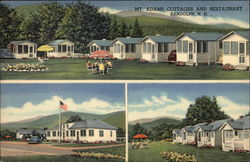 Mt. Adams Cottages and Restaurant