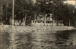 Hotel Wawbeek on Lake Winnepesaukee