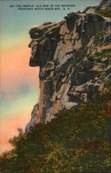 The Profile, Old Man of the Mountain