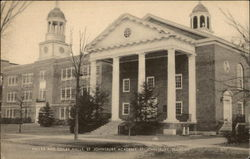 Fuller and Colby Halls at St. Johnsbury Academy