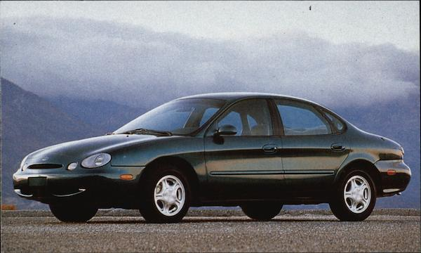 1998 Ford Taurus Cars
