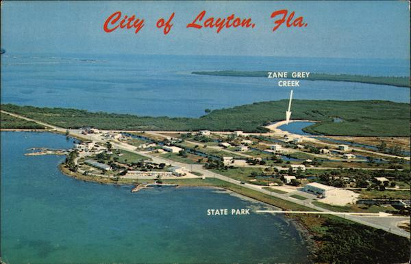 Aerial View of Layton Florida