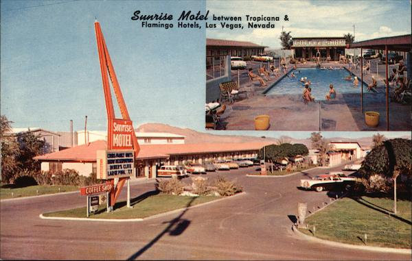 Sunrise Motel Las Vegas Nevada
