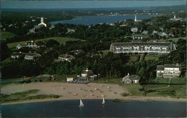 Chatham Bars Inn and Cottages on Pleasant Bay Massachusetts