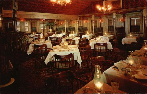 Last chance saloon dining room convent station nj for Q station dining room