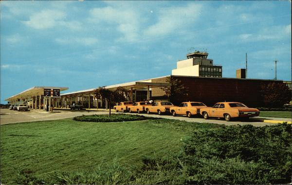James M. Cox Municipal Airport Dayton Ohio Airports