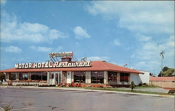 Flying Dutchman Motor Hotel Bowmanville ON Canada Ontario