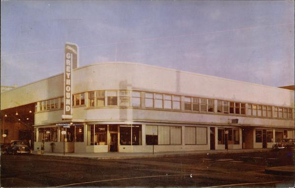 Greyhound Bus Depot Spokane Washington Buses