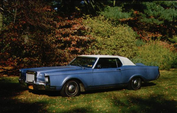 1969 Continental Mark III Coupe by Lincoln Cars