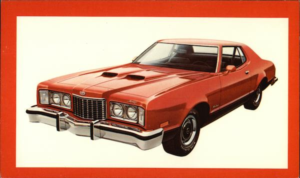 1974 Mercury Montego - 2 Door Hardtop with Sports Appearance Group