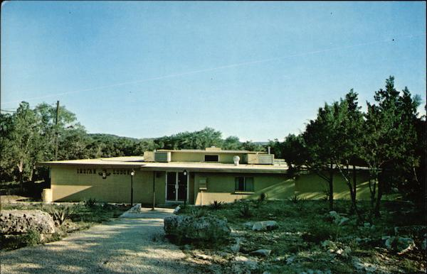7A Ranch Resort - The Indian Lodge Wimberley Texas