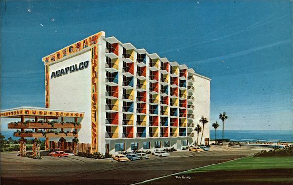 Acapulco Inn 2505 South Atlantic Avenue A1a