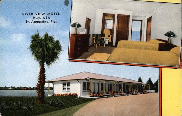 River View Motel St. Augustine Florida