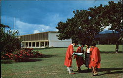 The Senate House, University of the West Indies
