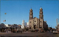 Catedral y Mision de Guadalupe