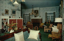 Edison's Florida Prefabricated Home - Drawing Room