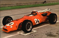 A. J. Foyt - Four-time USAC National Driving Champion