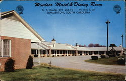 Windsor Motel & Dining Room