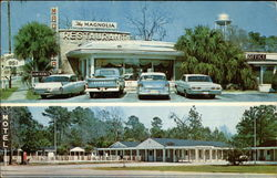 The Magnolia Restaurant and Motel