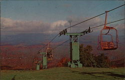 View from Summit Belleayre Mountain Ski Center