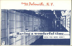 Greetings from Palenville, NY Having a Wonderful Time ... Wish You Were Here!