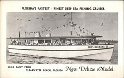 Florida's Fastest - Finest Deep Sea Fishing Cruiser