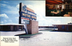 Shamrock Motor Hotel awith Coffee Shop and Lounge