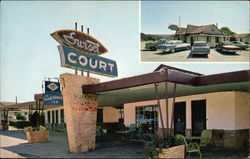 Sunset Court and Restaurant in Marshall