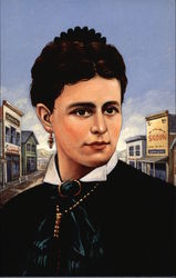 "Nellie Cashman - c. 1849-1935 - ""The Angel of Tombstone"""