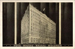 View of Hotel Wausau