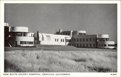 New Butte County Hospital