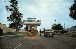 Goodfellow Air Force Base, U.S. 87 South