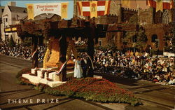 Theme Prize, Holidays Around the World, 1970