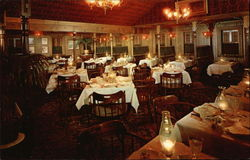 Last Chance Saloon - Dining Room