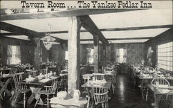 Tavern Room ... The Yankee Pedlar Inn