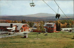 The Chairlift at Bromley Mountain