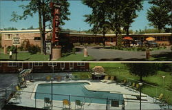 Reed Motel Postcard