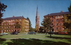 Amherst College - James and Stearns Halls