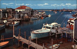 The Basin - Menemsha Fishing Village